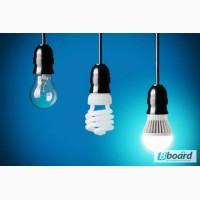 Светодиодная лампа. Светильник светодиодный