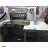 Бумагорезальная машина Polar-78 ED