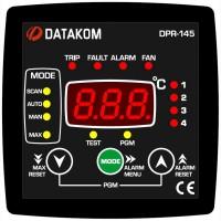DATAKOM DPR-145 Контроллер температурной защиты MV трансформаторов