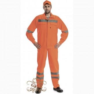 Производим сигнальную одежду для дорожников