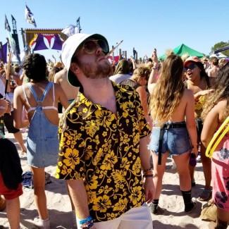 Гавайская рубаха Рауля Дюка из Страх и ненависть в Лас-Вегасе
