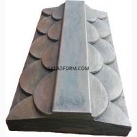 Форма крышки колпак 157-2
