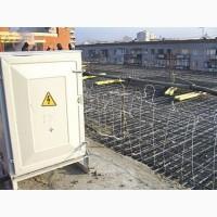 Услуги аренды трансформаторов для прогрева бетона / прогревка бетонов