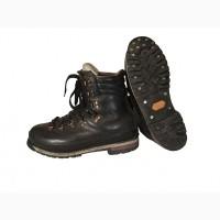 Горные ботинки с галошей. Размер 41/26.5 см. Альпинизм, горный туризм