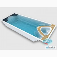 Композитные бассейны Yacht Pool series Compass Ceramic Pools (Словакия)