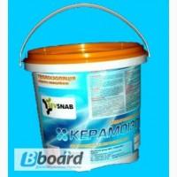 Надёжная теплоизоляция КЕРАМОИЗОЛ (keramoizol) 10 литров