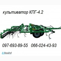Культиватор КПГ-4.2 пятирядный