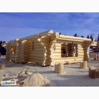 Изготовление срубов. Церкви и храмы из дерева. Гарантия