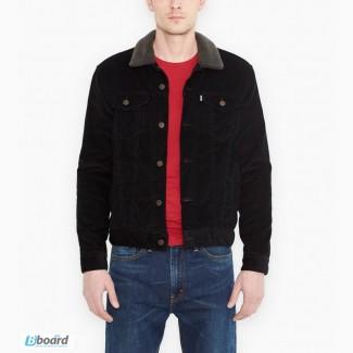 Джинсовые и вельветовые куртки на меху Levis (США)