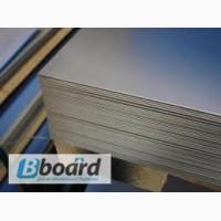 Лист нержавеющий технический AISI 430 12Х17 1мм зеркальный матовый шлифованный