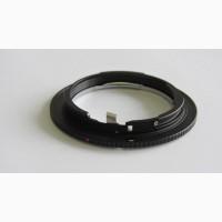 Продам Адаптер (Переходник) КольцоNikon F-Canon EOS. Black.Новый