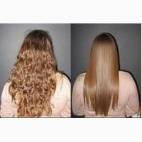 Выпрямление волос(навсегда, не кератиновое)