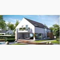 Проект дома от 150 грн/м2. Индивидуальное проектирование домов и коттеджей