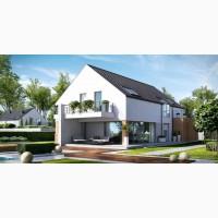 Готовые проекты домов и коттеджей от 150 грн/м2. Индивидуальное проектирование