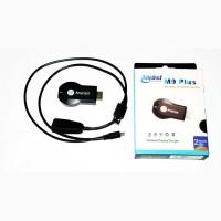 Медиаплеер Miracast AnyCast M9 Plus HDMI с встроенным Wi-Fi модулем