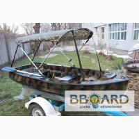 Лодка пластиковая БАРС 300