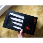 Подарочный набор профессиональных ножей Royalty Line