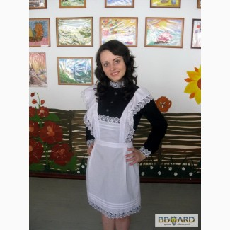 Школьная форма СССР для девочек