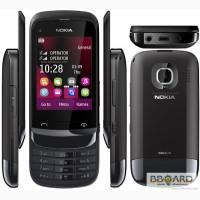 Продам НОВЫЙ телефон Nokia C2-03 2sim-карты