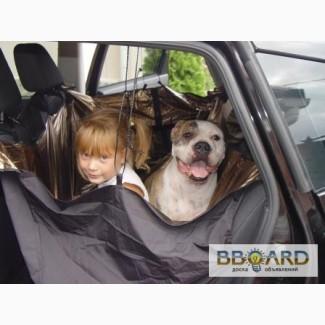 Чехол накидка Автогамак для перевозки собак