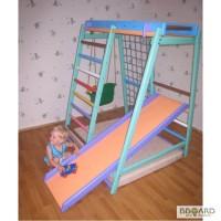 Детский спортивно-игровой комплекс Малыш плюс