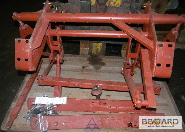 Фото 3. Навеска трактора Т-16 задняя с гидроцилиндром