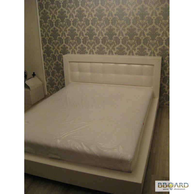 Как сделать кровать с мягкой спинкой своими руками