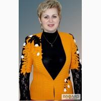 Трикотаж под заказ Днепропетровск вязание