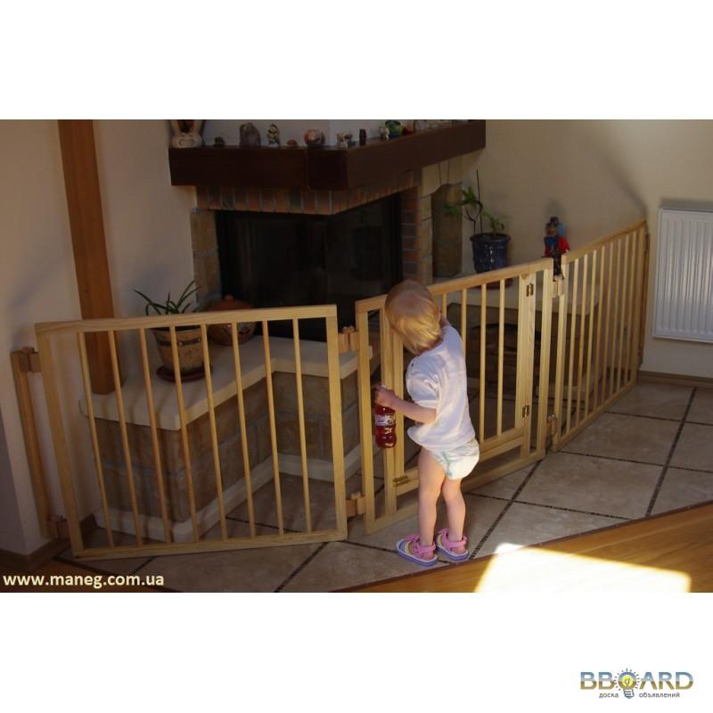 Своими руками детский деревянный манеж