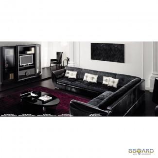 Итальянская кожаная мебель