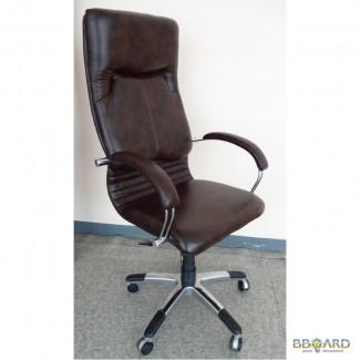 Компьютерное кресло Ника хром