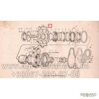 Колесо ведущее 54.39.402-3 звездочка трактора Т 74 ХТЗ