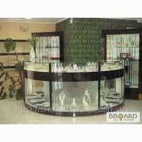 Изготовление торговой мебели и торгового оборудования индивидуально