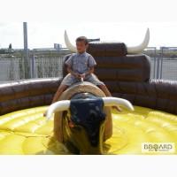 Аттракцион Родео(механический бык) аренда