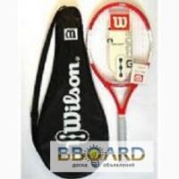 Теннисная ракетка Wilson (для большого тенниса) Модель: N code, N power