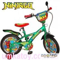 Реализуем 18 дюймовый велосипед детский двухколесный Ниндзяги 131604