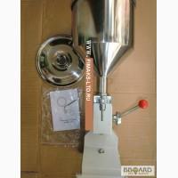 Ручной дозатор для жидких и пастообразных продуктов от 5 до 50 мл
