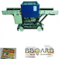 ЗТО Аванпак Пресс блистерный UNIT-MAX-6-600, для припрессовки блистера к картону