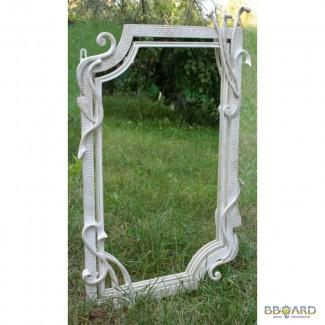 Кованые рамы для зеркал