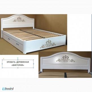 Элитная двуспальная кровать от производителя (разные вариации)