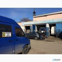 Ремонт микроавтобусов, СТО, автосервис