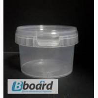 Емкость (стакан) 280 мл. для пищевых продуктов с герметической крышкой