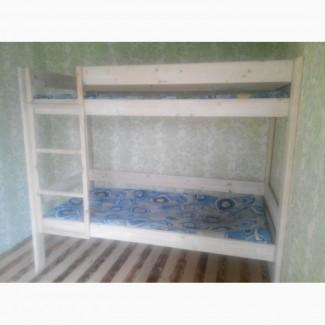 Двухъярусная кровать для хостела -1800 грн