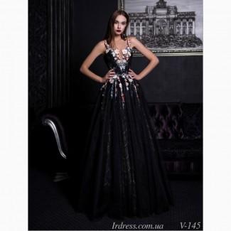 Красивые вечерние платья коллекция 2018