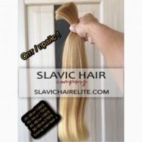 Славянские волосы Лучшего качества Париуи Люксовые волосы всегда в наличии