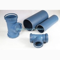 Экструзионная линия для звукоизоляционной канализационной трубы из ПП