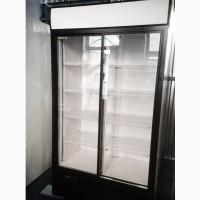 Внимание! Холодильный Шкаф БУ 2дверный витринный 700, 900, 1200, 1400л