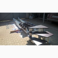 Лестницы маршевые модульные