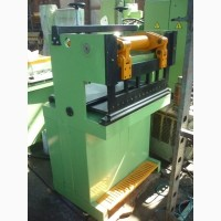 Продам кромкогиб пневматический усилием 10 тонн модели ПГ-10