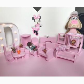 Мебель для куколок ЛОЛ